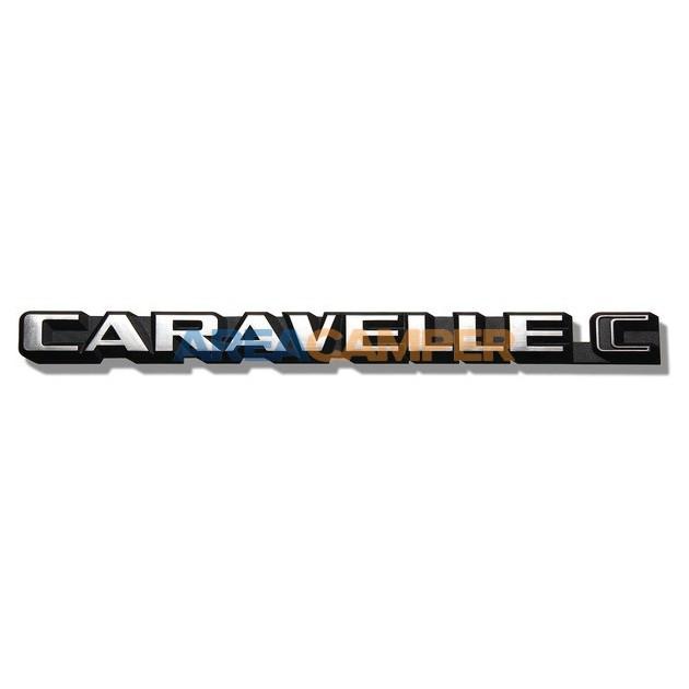 Emblema trasero Caravelle C