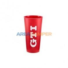 """Vaso plástico """"GTI"""" 0.5 lts"""