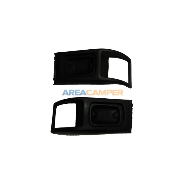Fog lights and blinkers mounting, set