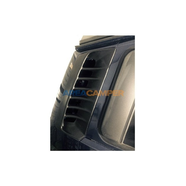 Side air flow cooling grids (optimized)
