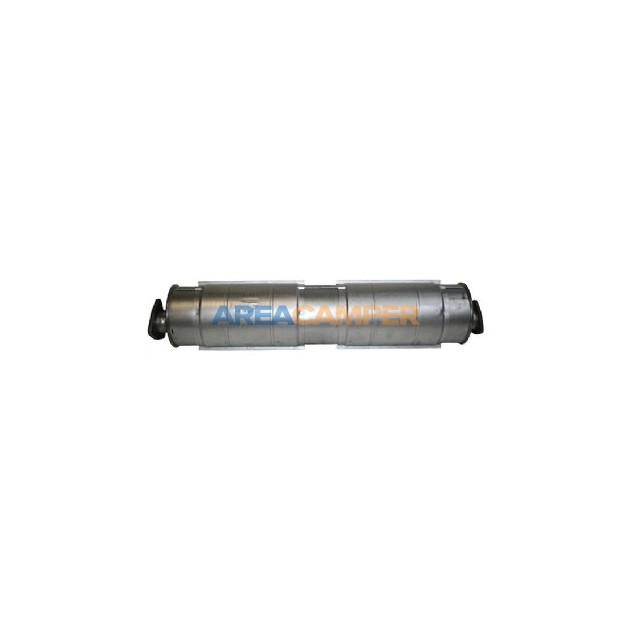 Silenciador trasero, 2100 CC (SR,SS,MV)