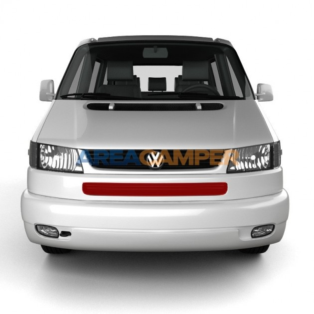 Lower front grille (1996-2003)