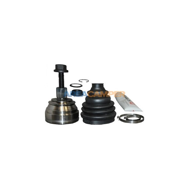 CV joint kit for vehicles without ABS (1994-2003), front outer