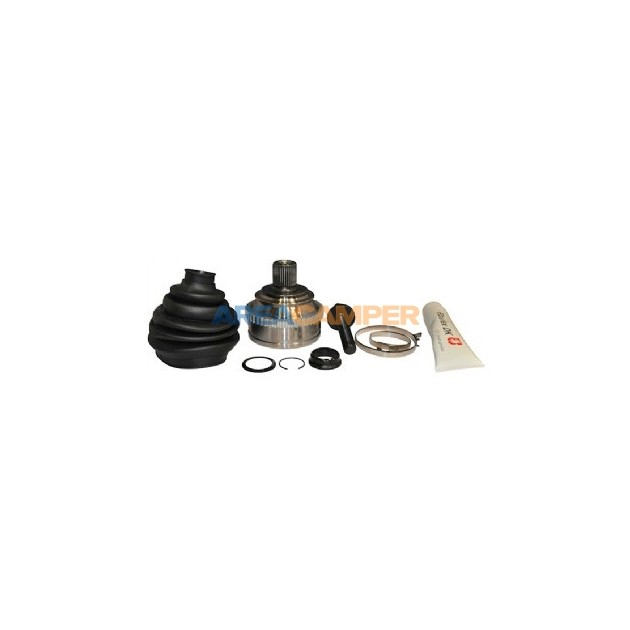 CV joint kit for vehicles with ABS (1994-2003), front outer