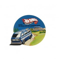 "Sticker ""Hot Wheels"", 10x9 cm"