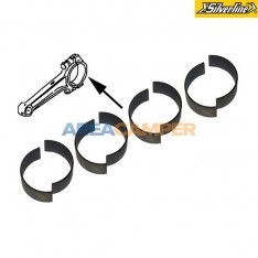 Connecting rod bearing set,...