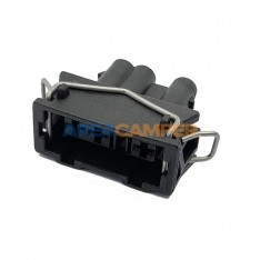 3-pin electrical connector,...