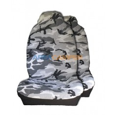 Hawaiian seat covers set, camo