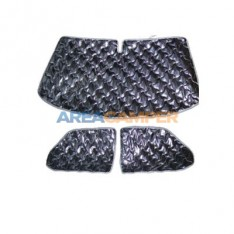 Thermo mats for VW T3 cabin, 3 layers
