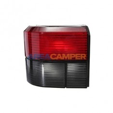 Smoked tail light, left
