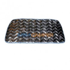 Thermo mat for VW T4 rear door, 3 layers