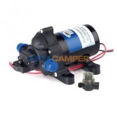 Bomba de agua 12V, 7 litros/mn, 1.4 Bar