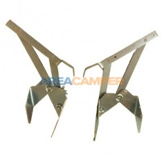Pair of bench seat brackets