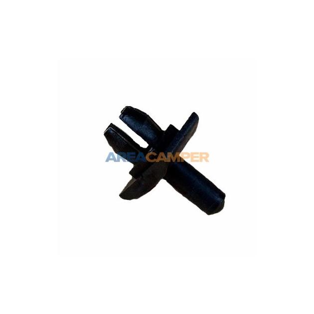 Clip parrilla radiador