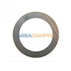 Spacer washer for crankshaft end, 0.40 mm