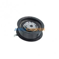 Belt tensioner pulley for 1.9L D (1X) and 1.9L TD (ABL) engines, 09/1994-06/2003