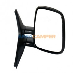 Convex manual and non heated right wing mirror, LHD