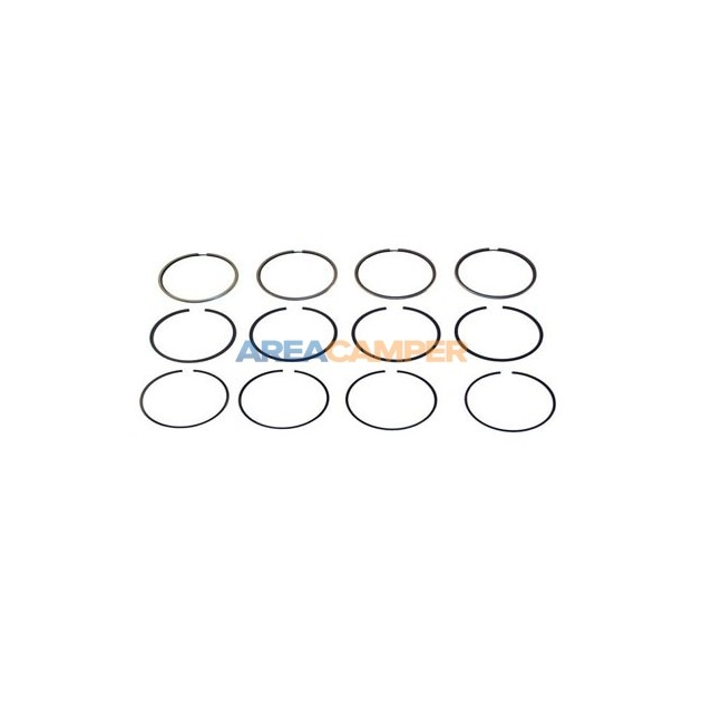 Piston ring set, 2100 CC engine