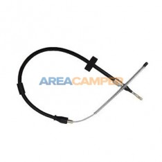 Drum handbrake cable, 09/1990-12/1995