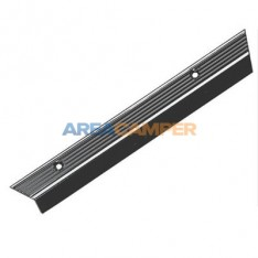 Sill trim strip for sliding door