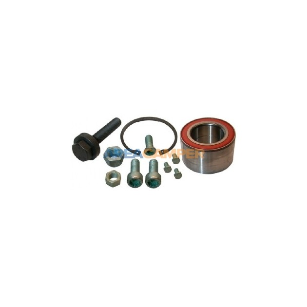 Front axle wheel bearing kit, left or right