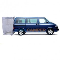 Cabine traseira VW T4