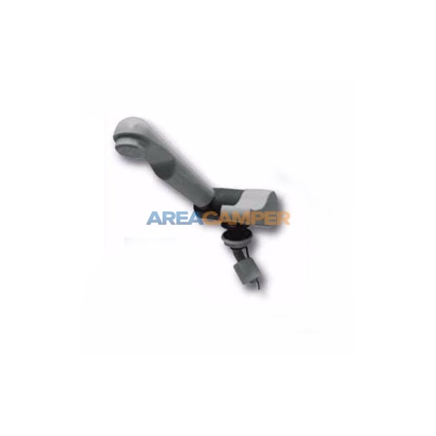 VW T4 (1997-2003) and VW T5 water faucet, grey