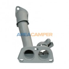 Exhaust pipe jointing knuckle right side, 1900 CC (DF,DG,GW)