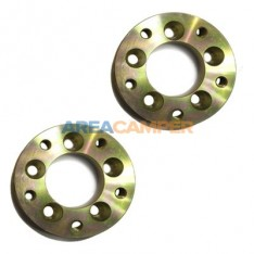 Wheel adapter (pair) 5x112 - 5x130, +25mm