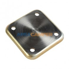 Cover plate for oil pump