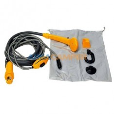 12V outdoor mobile shower kit
