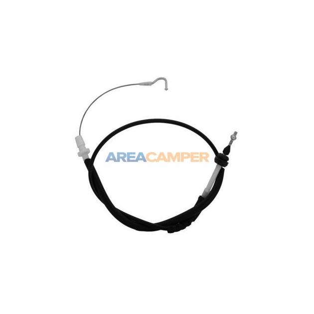 Accelerator cable, 2500 CC (ACU,AET,APL,AVT,AEU)