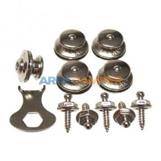 Set of LOXX screws, 5 units