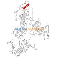 Alternator support, 1600 D (CS) and TD (JX)