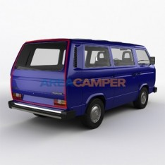 Tailgate seal VW T3 (05/1979-07/1992)