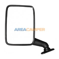 Left door mirror, flat