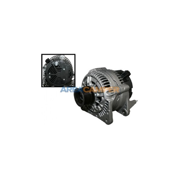 Alternator, 90A (1900 CC TDI (AHU) )