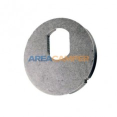 Eccentric washer for top wishbone, 45*4 mm