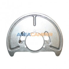 Right front brake disc dustshield (08/1985-07/1992)