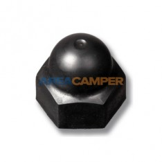 Cap for rear arm bolt