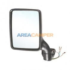 Left rear view mirror (LHD) convex, heated