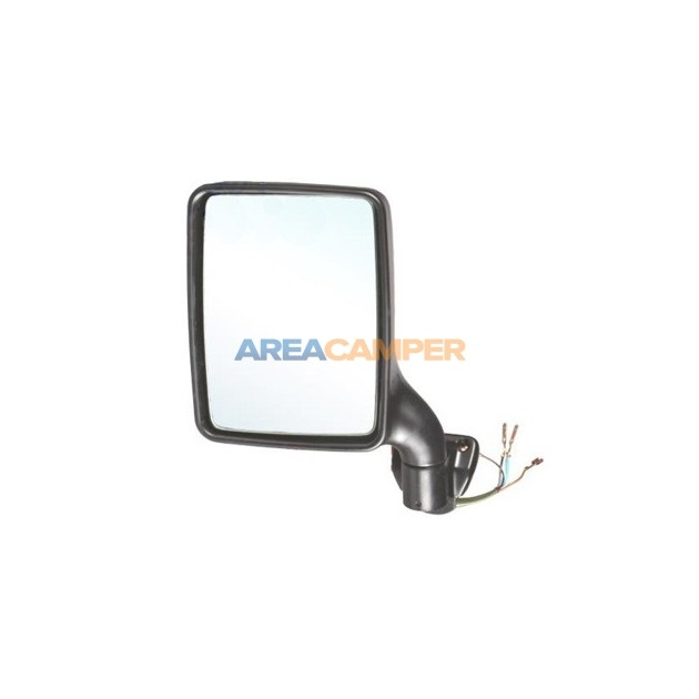 Left rear view mirror (LHD), without mirror