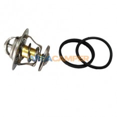 Thermostat 87º with seals VW T3 1.6L D/TD, 1.7L D and VW T4 4 cylinders 1.8L, 2.0L, 1.9L D/TD
