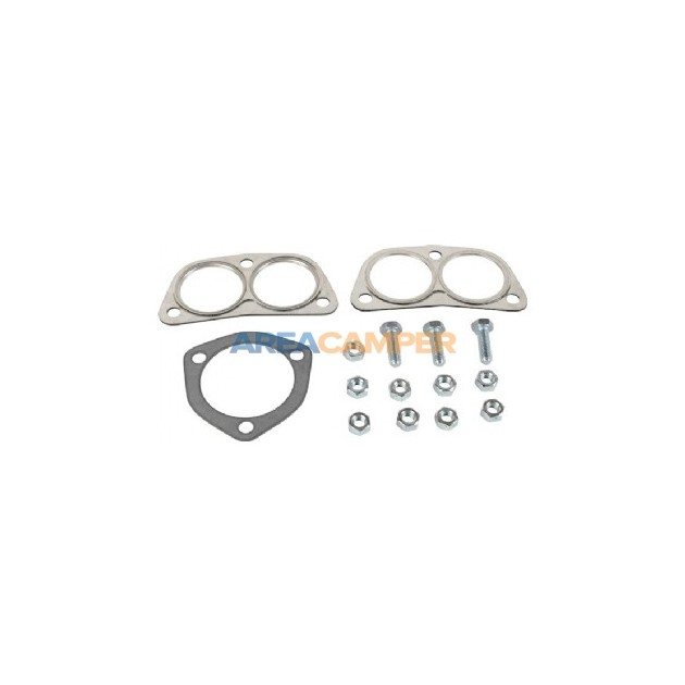 Mounting kit for 1900 CC (DF,DG,DH) exhausts pre '85