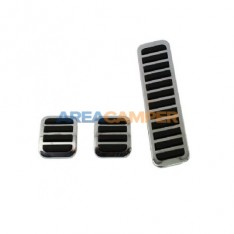 Pedal covers 3 pcs kit