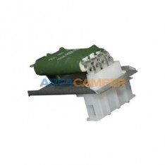 Resistor for blower, for models with air conditionning