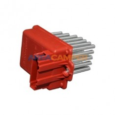 Resistor for blower motor