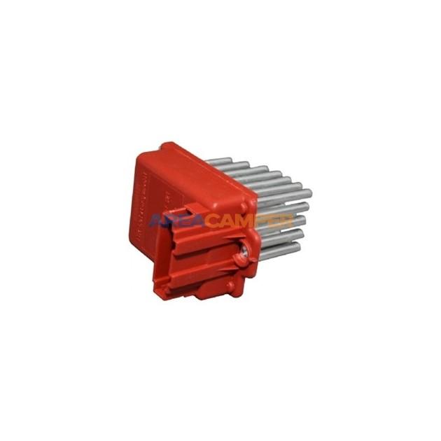 Resistencia motor ventilador calefacción