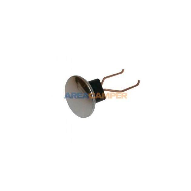 Clip extractor tapacubos, cromado