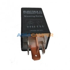 Glow plug relay VW T4 1.9L D (1X) and 2.4L D (AAB,AJA) from chassis 70N100001, 12V 70A